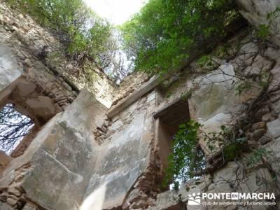 Monasterio de Bonaval - Cañón del Jarama - Senderismo Guadalajara; senderismo bizkaia